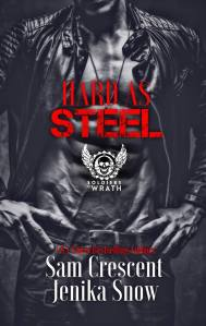 Steel's cover.