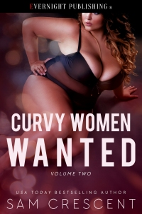 Curvy-woman-wanted-evernightpublishing-VOL2-eBook-cover