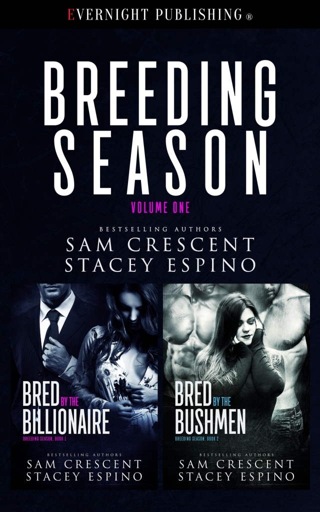 Breeding Season Author Sam Crescent