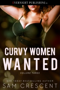 Curvy-woman-wanted-evernightpublishing-VOL3-eBook-cover