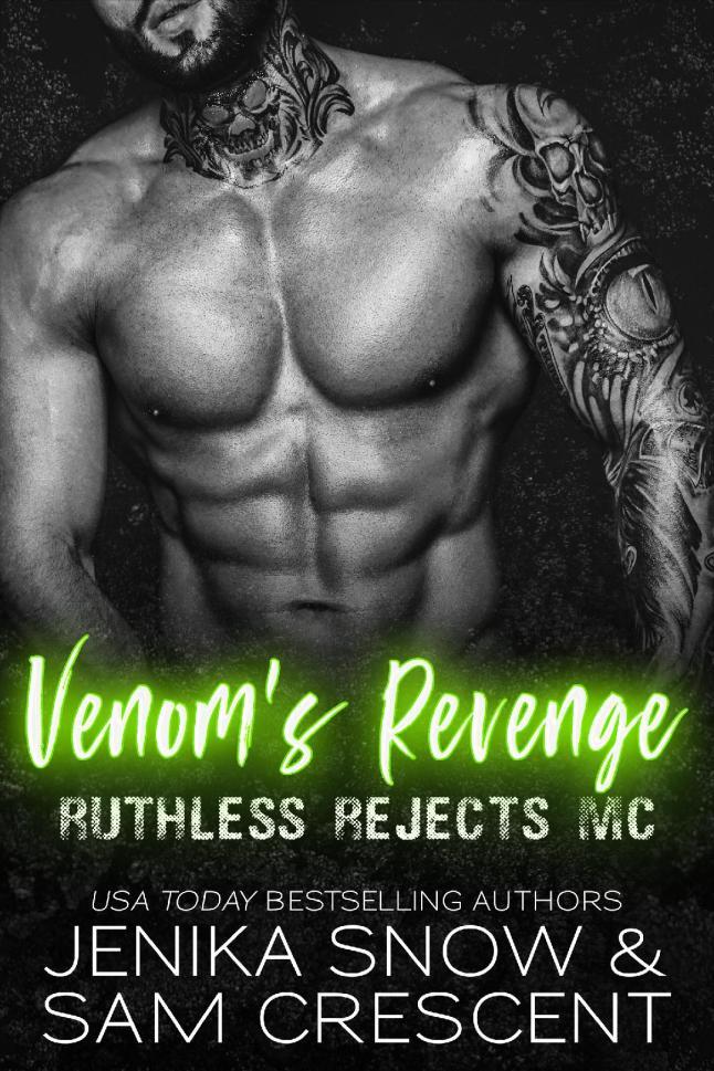New Release Venoms Revenge Ruthless Rejects Mc 1 Co Written