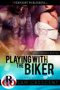 Playing With the Biker