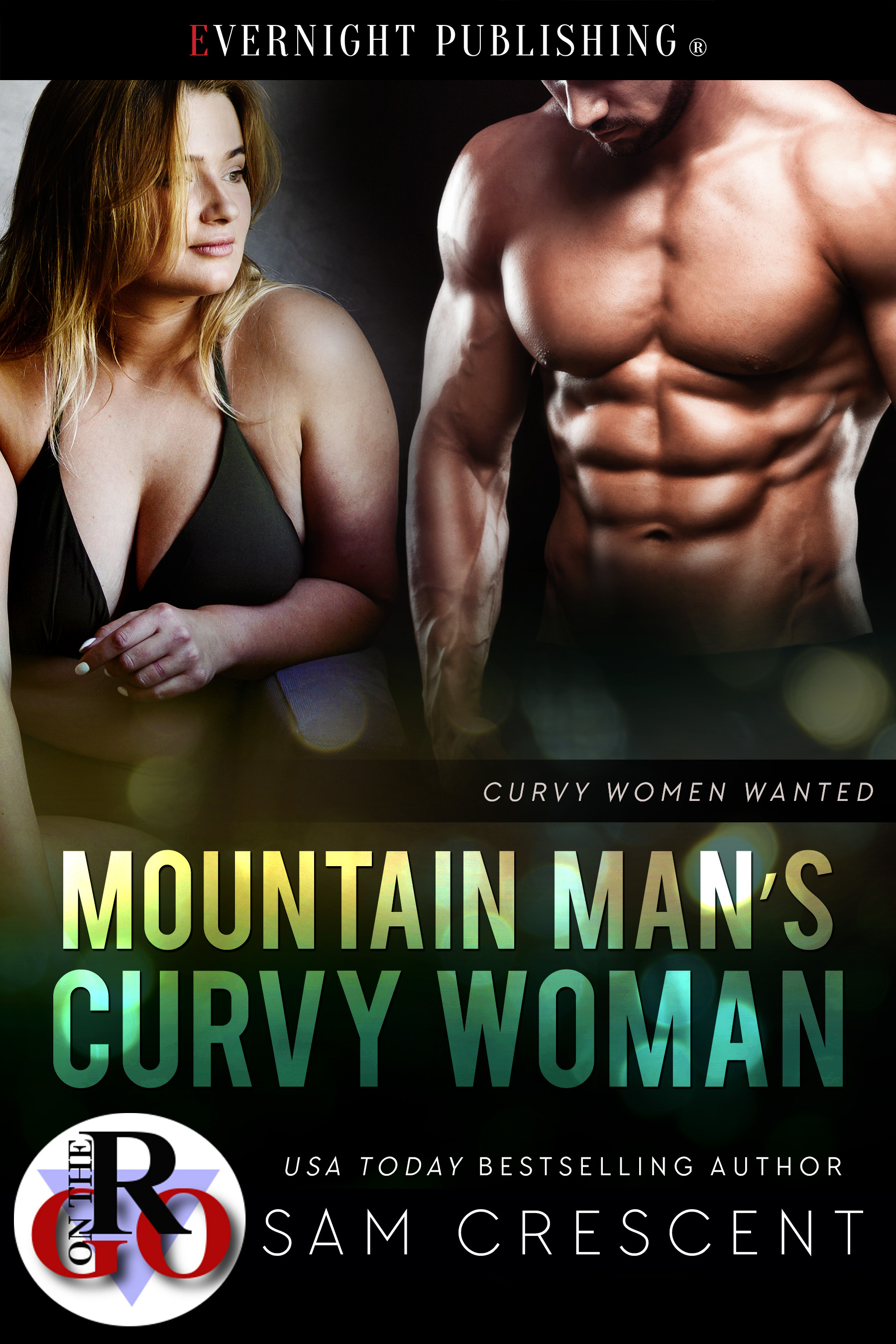 Mountain Mans Curvy Woman