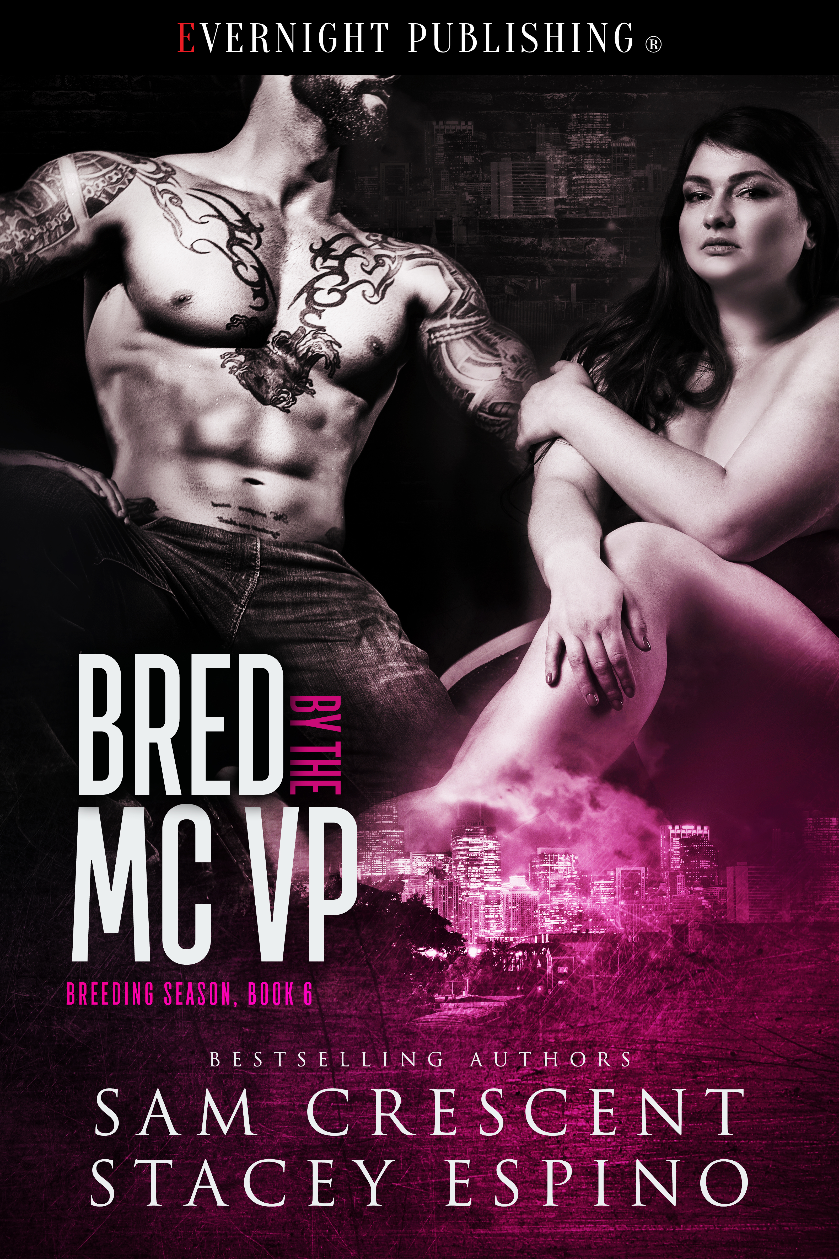 Bred by the Mc VP-eBook